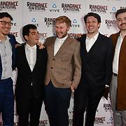 Madrid Noir team nominated attends the Raindance Film Festival - VR Awards, London, UK. 6 October 2018.