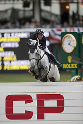 Dreher Hans Dieter, (GER), Cool and Easy<br /> CSIO 5* Spruce Meadows Masters - Calgary 2016<br /> © Hippo Foto - Dirk Caremans<br /> 11/09/16