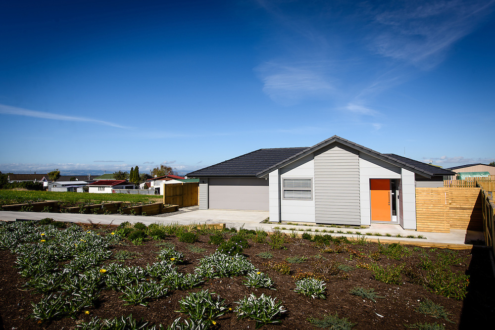 FIELDING, NEW ZEALAND - April 21: Showhome photography of 11 MacDonald Heights, Feilding. April 21, 2016. (Photo by Mark Tantrum/ http://marktantrum.com)