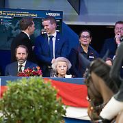 NLD/Amsterdam/20200126 - Jumping Amsterdam 2020, Prinses Beatrix