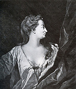 Anna of Hanover (1709-1759) oldest daughter of George II of Brandenburg-Anspach and Carolina, two children were born.  Carolina later married the Prince of Nassau-Weilburg and William, later William V.  After the death of her husband claimed Anna, as Regent the board for her minor son, William V.