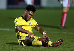 Ellis Harrison of Bristol Rovers looks dejected - Mandatory by-line: Matt McNulty/JMP - 14/01/2017 - FOOTBALL - Highbury Stadium - Fleetwood, England - Fleetwood Town v Bristol Rovers - Sky Bet League One