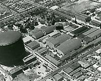 1929 Aerial view of United Artist Studios