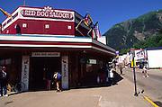 Red Dog Saloon, Juneau, Alaska<br />