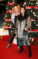 Ella Eyre, Vanesssa White, Hyde Park Winter Wonderland - Opening night Photocall, Hyde Park, London UK, 17 November 2016, Photo by Richard Goldschmidt