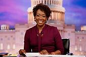 February 26, 2021 (USA): MSNBC's 'The ReidOut With Joy Reid' Show