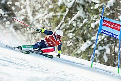 Massimiliano Blardone (ITA) competes during 9th Men's Giant Slalom race of FIS Alpine Ski World Cup 55th Vitranc Cup 2016, on March 4, 2016 in Kranjska Gora, Slovenia. Photo by Vid Ponikvar / Sportida