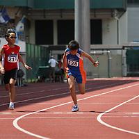 D Boys 100m