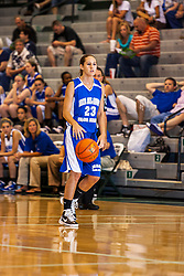 18 June 2011: Taylor Stevenson at the 2011 IBCA (Illinois Basketball Coaches Association) girls all star games.