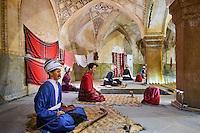 Iran, province du Fars, Shiraz, hammam Vakil // Iran, Fars Province, Shiraz, Vakil bathhouse, hammam