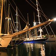 Antigua Classic Yacht Regatta 2016.