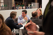 BRYN FERRY; JOSH BERGER, Lunch at the Ivy Club pop up-restaurant during the preview of Masterpiece Art Fair. Co-hosted by  Count & Countess Filippo Guerrini-Maraldi, and Lord<br /> Dick Daventry. 26 June 2013