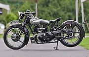 Bough Motorcycle,Keeneland Concours D'Elegance,Lexington,Ky.