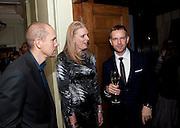 JOHN;  LISA GREIG; GORD RAY;, Wallpaper Design Awards 2012. 10 Trinity Square<br /> London,  11 January 2011.