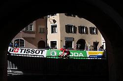26.09.2018, Innsbruck, AUT, UCI Straßenrad WM 2018, Einzelzeitfahren, Elite, Herren, von Rattenberg nach Innsbruck (54,2 km), im Bild Rattenberg // the town Rattenberg during the men's individual time trial from Rattenberg to Innsbruck (54,2 km) of the UCI Road World Championships 2018. Innsbruck, Austria on 2018/09/26. EXPA Pictures © 2018, PhotoCredit: EXPA/ Reinhard Eisenbauer