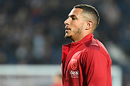 West Bromwich Albion midfielder Jake Livermore (8) during the EFL Sky Bet Championship match between West Bromwich Albion and Derby County at The Hawthorns, West Bromwich, England on 14 September 2021.