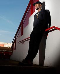 Bristol City's Jay Emmanuel-Thomas - Photo mandatory by-line: Joe Meredith/JMP - Mobile: 07966 386802 - 23/01/2015 - SPORT - Football - Bristol - Ashton Gate -  v  -