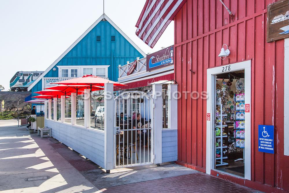 Stratford at the Harbor Oceanside California
