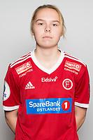 Fotball , Toppserien 2019 , portrett , portretter , Fart , Nora Bakke , Foto: Astrid M. Nordhaug