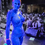 Sexiest Female Costume Contest winner - 12th Annual PULSE Ultimate Halloween Bash at EMP.