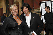 Jackie and Lawrence Llewellyn Bowen, The Biba Ball in aid of CLIC Sargent. Victoria & Albert Museum, London. 11 May 2006.ONE TIME USE ONLY - DO NOT ARCHIVE  © Copyright Photograph by Dafydd Jones 66 Stockwell Park Rd. London SW9 0DA Tel 020 7733 0108 www.dafjones.com