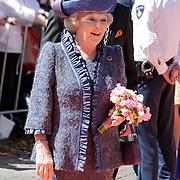 NLD/Veenendaal/20120430 - Koninginnedag 2012 Veenendaal, koninging Beatrix