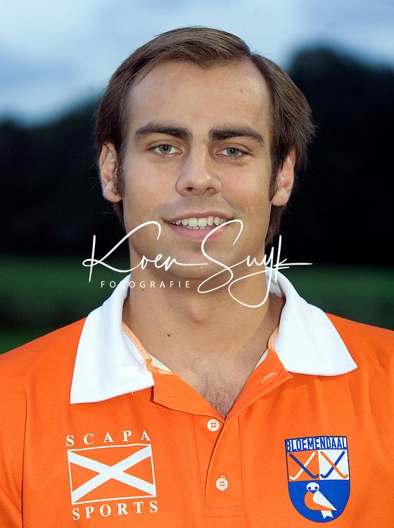 BLOEMENDAAL - Philip Zeller . Heren I seizoen 2006-2007 . COPYRIGHT KOEN SUYK