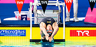 TOUSSAINT Kira Netherlands NED<br /> 100 backstroke women preliminary<br /> Glasgow 04/12/2019<br /> XX LEN European Short Course Swimming Championships 2019<br /> Tollcross International Swimming Centre<br /> Photo  Giorgio Scala / Deepbluemedia / Insidefoto