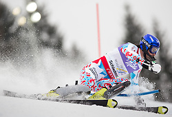 17.02.2013, Planai, Schladming, AUT, FIS Weltmeisterschaften Ski Alpin, Slalom, Herren, 1. Durchgang, im Bild Jean-Baptiste Grange (FRA) // Jean-Baptiste Grange of France in action during 1st run of the mensSlalom at the FIS Ski World Championships 2013 at the Planai Course, Schladming, Austria on 2013/02/17. EXPA Pictures © 2013, PhotoCredit: EXPA/ Johann Groder