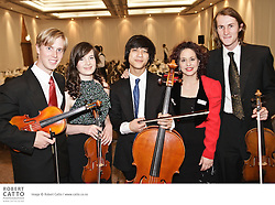 The New Zealand Symphony Orchestra National Youth Orchestra (NYO) hosted a gala dinner for alumni at the Intercontinental Hotel in Wellington.