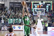 DESCRIZIONE : Campionato 2013/14 Acea Virtus Roma - Sidigas Avellino<br /> GIOCATORE : Jarvis Haynes<br /> CATEGORIA : Tiro Tre Punti<br /> SQUADRA : Sidigas Scandone Avellino<br /> EVENTO : LegaBasket Serie A Beko 2013/2014<br /> GARA : Acea Virtus Roma - Sidigas Avellino<br /> DATA : 02/02/2014<br /> SPORT : Pallacanestro <br /> AUTORE : Agenzia Ciamillo-Castoria / GiulioCiamillo<br /> Galleria : LegaBasket Serie A Beko 2013/2014<br /> Fotonotizia : Campionato 2013/14 Acea Virtus Roma - Sidigas Avellino<br /> Predefinita :