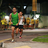 National University of Singapore (NUS), Tuesday, January 13, 2015 — The road relay girls of Eusoff Hall caused an upset when they beat favourites and defending champions Kent Ridge Hall at the NUS Inter-Hall Games (IHG).