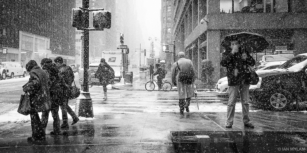 WInter - New York City, U.S.A.