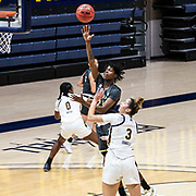 February 07 2021 Berkeley, CA  U.S.A.  Colorado Buffaloes guard Mya Hollingshed (21) drives to the hoop and scores during NCAA Women's Basketball game between Colorado Buffalo and the California Golden Bears 67-52 win at Hass Pavilion Berkeley Calif.  Thurman James / CSM
