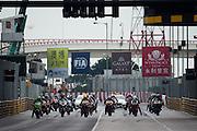 November 16-20, 2016: Macau Grand Prix. Start of the 50th Macau Motorcycle GP