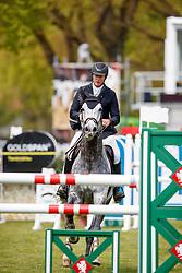 Goodin, Bruce (NZL), Chacceldi<br /> Redefin - Pferdefestival 2017<br /> © Stefan Lafrentz