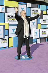 HOLLYWOOD, CA - OCTOBER 06: Miguel Bose attends the Telemundo's Latin American Music Awards 2016 held at Dolby Theatre on October 6, 2016. Byline, credit, TV usage, web usage or linkback must read SILVEXPHOTO.COM. Failure to byline correctly will incur double the agreed fee. Tel: +1 714 504 6870.