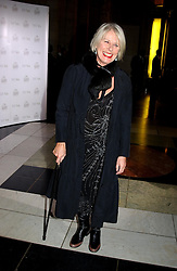 Designer BETTY JACKSON at the 2004 British Fashion Awards held at Thhe V&A museum, London on 2nd November 2004.<br />