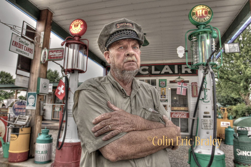 Along Route 66 in Missouri, Aug. 8, 2011. Colin E Braley/wildwest-media.com