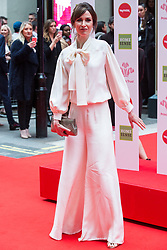 London, UK. 13th March, 2019. Katherine Kelly arrives at the London Palladium to attend the annual Prince's Trust Awards to be presented by HRH the Prince of Wales, President of the Prince's Trust. The Prince's Trust and TKMaxx & Homesense Awards recognise young people who have succeeded against the odds, improved their chances in life and had a positive impact on their local community.
