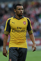 Fotball , 5. august 2016 , privatkamp , Viking - Arsenal<br />Francis Coquelin of Arsenal<br />Foto: Andrew Halseid Budd , Digitalsport