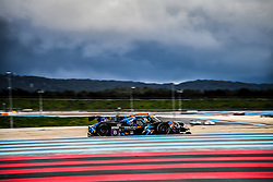 April 13, 2018 - Le Castellet, France - 8 DKR ENGINEERING (LUX) NORMA M 30 NISSAN LMP3 ALEXANDER TORIL (ESP) JEAN GLORIEUX (BEL) MIGUEL TORIL  (Credit Image: © Panoramic via ZUMA Press)