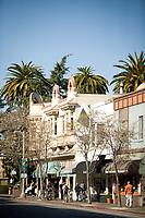 Scenic of Saulsalito, California.