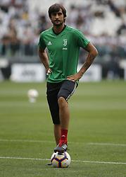 August 25, 2018 - Turin, Italy - Mattia Perin during Serie A match between Juventus v Lazio, in Turin, on August 25, 2018  (Credit Image: © Loris Roselli/NurPhoto via ZUMA Press)