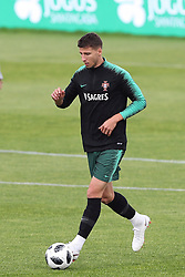May 30, 2018 - Lisbon, Portugal - Portugal's defender Ruben Dias in action during a training session at Cidade do Futebol (Football City) training camp in Oeiras, outskirts of Lisbon, on May 30, 2018, ahead of the FIFA World Cup Russia 2018 preparation matches against Belgium and Algeria...........during the Portuguese League football match Sporting CP vs Vitoria Guimaraes at Alvadade stadium in Lisbon on March 5, 2017. Photo: Pedro Fiuzaduring the Portugal Cup Final football match CD Aves vs Sporting CP at the Jamor stadium in Oeiras, outskirts of Lisbon, on May 20, 2015. (Credit Image: © Pedro Fiuza/NurPhoto via ZUMA Press)