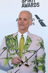 February 23, 2019 - Santa Monica, CA, USA - LOS ANGELES - FEB 23:  John Waters at the 2019 Film Independent Spirit Awards on the Beach on February 23, 2019 in Santa Monica, CA (Credit Image: © Kay Blake/ZUMA Wire)