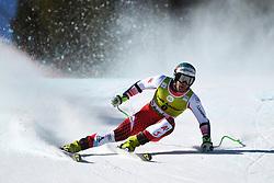 March 14, 2019 - ANDORRA - Vincent Kriechmayr (AUT) during Men's Super Giant of Audi FIS Ski World Cup Finals 18/19 on March 14, 2019 in Grandvalira Soldeu/El Tarter, Andorra. (Credit Image: © AFP7 via ZUMA Wire)