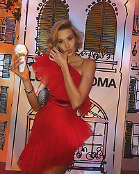 """Mandy Bork releases a photo on Instagram with the following caption: """"La dolce vita \u2728\ud83c\udf66 