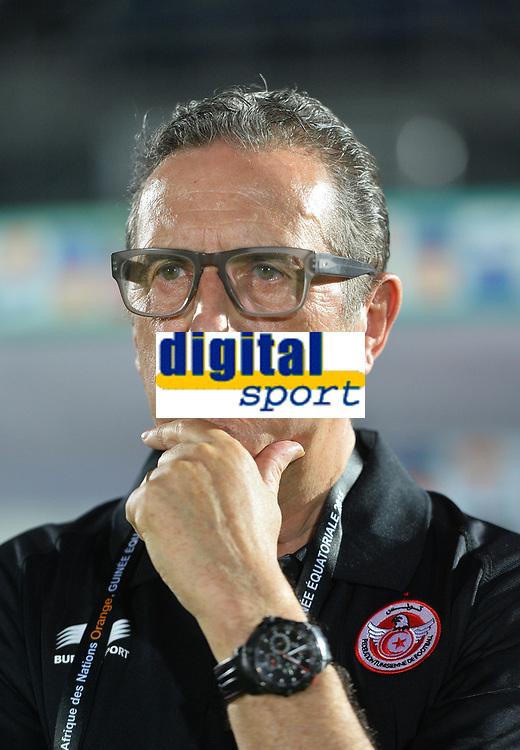 Georges Leekens - Entraineur Tunisie