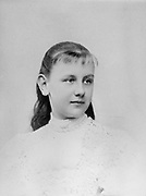 The Young Princess later Queen Wilhelmina  31 August 1880 - 28 November 1962) was Queen regnant of the Kingdom of the Netherlands from 1890 to 1948. She ruled the Netherlands for fifty-eight years, longer than any other Dutch monarch. Her reign saw World War I and World War II